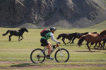 """BIKING CENTRAL MONGOLIA"""